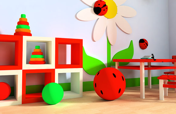 Child Behavior And Learning Through Colors