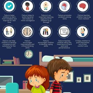 10 reasons why we should allow children to fail