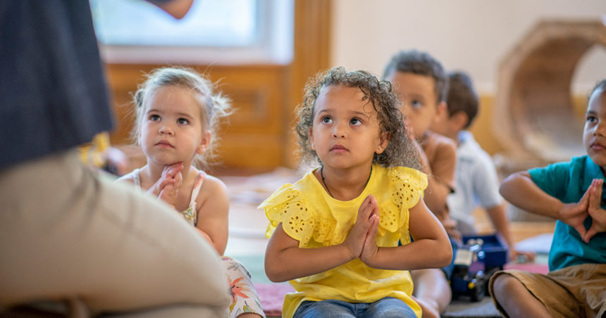 Mindfulness is Not About Keeping Kids Calm and Compliant